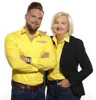 Elke Deppe-Stark und Philipp Deppe