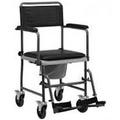 Kranken und Behindertenfahrzeuge - Toilettenrollstuhl