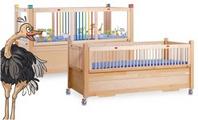 Krankenpflegeartikel - Kinderpflegebett