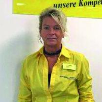 Ute Brakel, Fußpflegerin