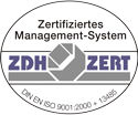 Zertifizierter Betrieb nach DIN EN ISO 13485