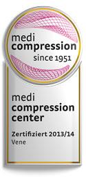 medi compression center Vene