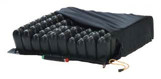 Hilfsmittel gegen Dekubitus - Luftgefüllte Sitzkissen