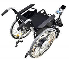 Kranken und Behindertenfahrzeuge - Elektrischer Antrieb