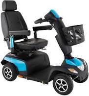 Kranken und Behindertenfahrzeuge - Elektromobil
