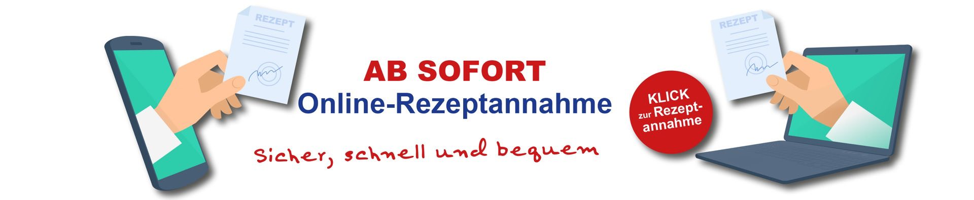 Online-Rezeptannahme - Sanitätshaus Deppe in Northeim
